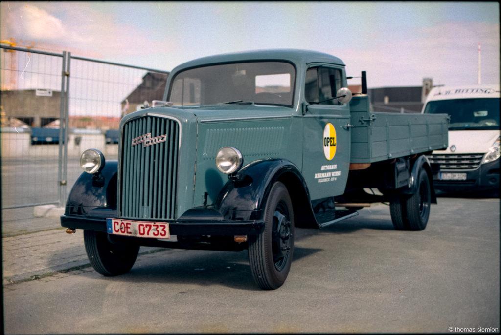 Opel Blitz, Renault TRAFIC